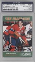 Jean Beliveau [PSA/DNA Certified Auto]