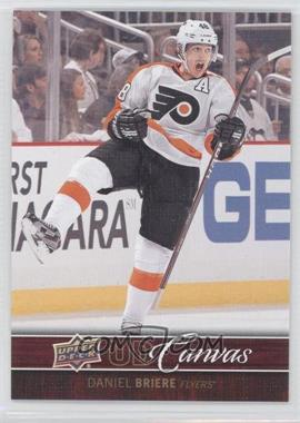 2012-13 Upper Deck - UD Canvas #C62 - Daniel Briere