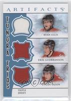 Ryan Ellis, Erik Gudbranson, Dylan Olsen