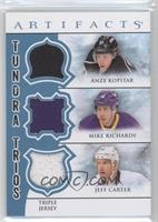 Anze Kopitar, Mike Richards, Jeff Carter