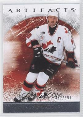2012-13 Upper Deck Artifacts #149 - Wayne Gretzky /999