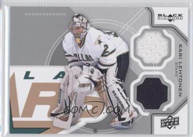 2012-13 Upper Deck Black Diamond Double Diamond Jersey #DALL-KL - Kari Lehtonen