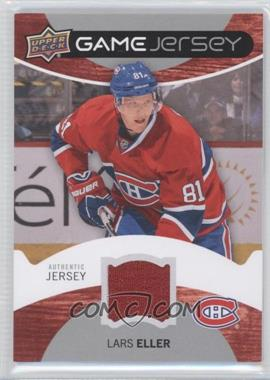 2012-13 Upper Deck Game Jersey #GJ-EL - Lars Eller