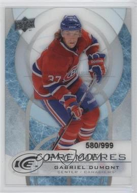 2012-13 Upper Deck Ice #28 - Gabriel Dumont /999