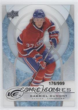 2012-13 Upper Deck Ice #28 - Gabriel Dumont