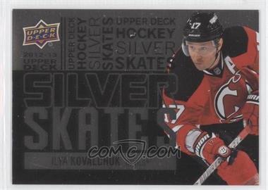 2012-13 Upper Deck Silver Skates #SS18 - Ilya Kovalchuk