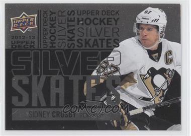 2012-13 Upper Deck Silver Skates #SS38 - Sidney Crosby