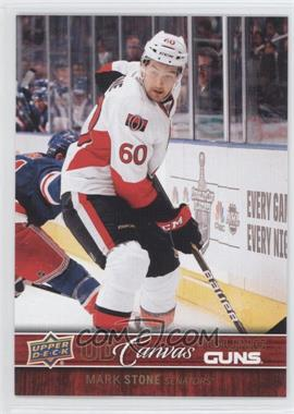 2012-13 Upper Deck UD Canvas #C111 - Mark Stone