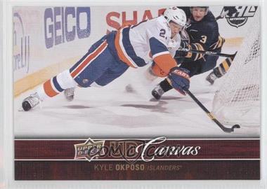 2012-13 Upper Deck UD Canvas #C53 - Kyle Okposo