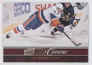2012-13 Upper Deck UD Canvas #C53 - Kyle Okposo