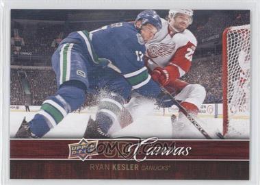 2012-13 Upper Deck UD Canvas #C82 - Ryan Kesler