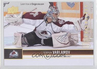 2012-13 Upper Deck UD Exclusives Spectrum #46 - Semyon Varlamov /10