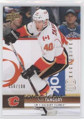 2012-13 Upper Deck UD Exclusives #23 - Alex Tanguay /100