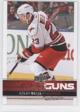 2012-13 Upper Deck #210 - Jeremy Welsh
