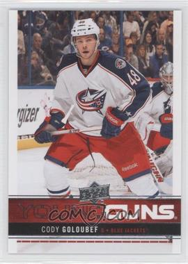 2012-13 Upper Deck #215 - Cody Goloubef