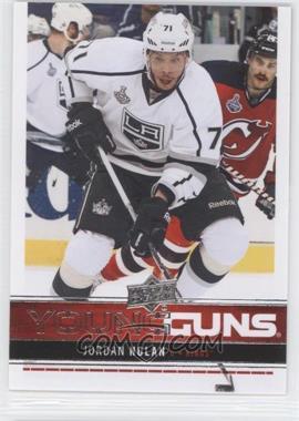 2012-13 Upper Deck #225 - Jordan Nolan