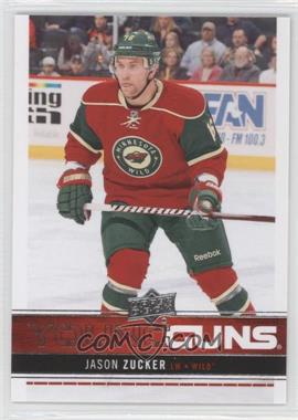 2012-13 Upper Deck #227 - Jason Zucker