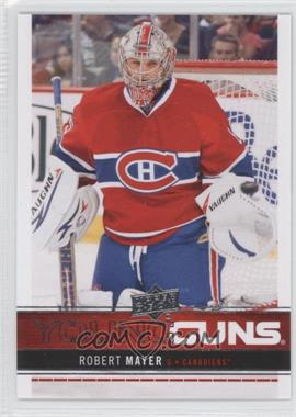 2012-13 Upper Deck #232 - Robert Mayer