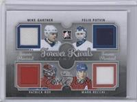 Felix Potvin, Patrick Roy, Mike Gartner, Mark Recchi /19