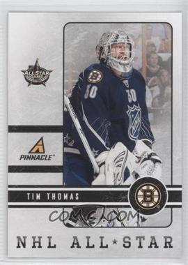 2012 Panini All-Star Game Ottawa - [Base] #6 - Tim Thomas