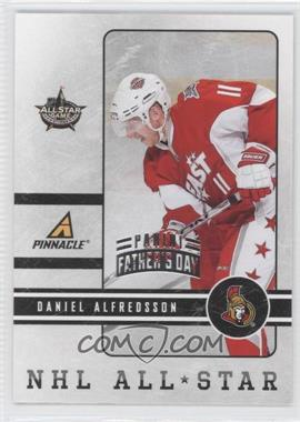2012 Panini All-Star Game Ottawa Father's Day #1 - Daniel Alfredsson /5
