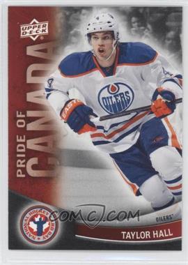 2012 Upper Deck National Hockey Card Day - Canadian #6 - Taylor Hall