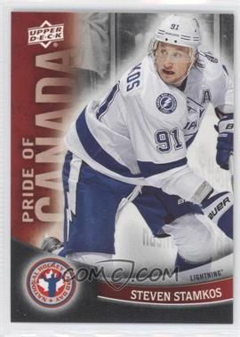 2012 Upper Deck National Hockey Card Day - Canadian #9 - Steven Stamkos