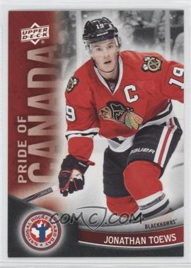2012 Upper Deck National Hockey Card Day [???] #10 - Jonathan Toews