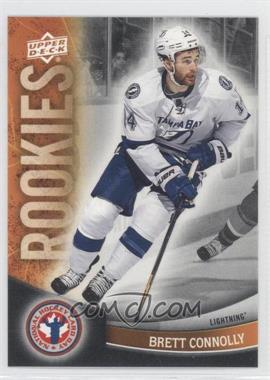 2012 Upper Deck National Hockey Card Day [???] #3 - Brett Connolly