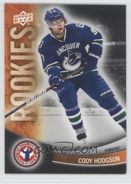 2012 Upper Deck National Hockey Card Day Canadian #1 - Cody Hodgson