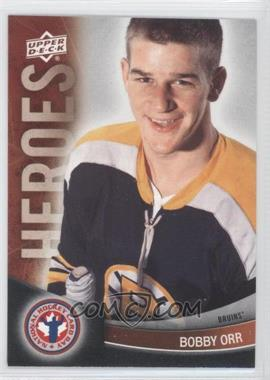 2012 Upper Deck National Hockey Card Day Canadian #12 - Bobby Orr
