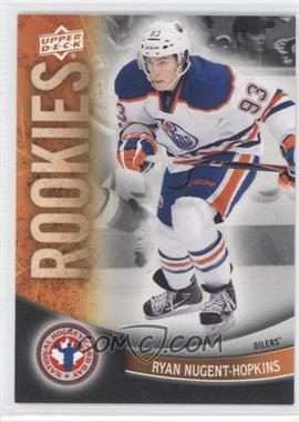 2012 Upper Deck National Hockey Card Day Canadian #2 - Ryan Nugent-Hopkins