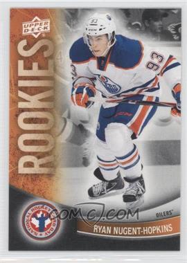 2012 Upper Deck National Hockey Card Day Canadian #2 - Ryan Nugent-Hopkins