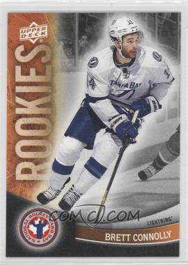 2012 Upper Deck National Hockey Card Day Canadian #3 - Brett Connolly