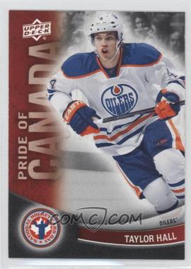 2012 Upper Deck National Hockey Card Day Canadian #6 - Taylor Hall