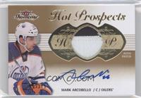 Hot Prospects Auto Patch Tier 1 - Mark Arcobello /375