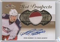 Hot Prospects Auto Patch Tier 1 - Ryan Murray /375