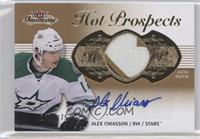 Hot Prospects Auto Patch Tier 1 - Alex Chiasson /375