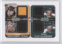 Mario Lemieux, Tom Barrasso, Mike Modano, Brian Bellows /1