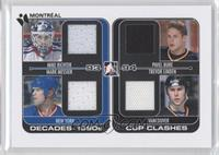 Mike Richter, Mark Messier, Pavel Bure, Trevor Linden /1