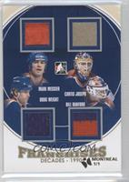 Mark Messier, Curtis Joseph, Doug Weight, Bill Ranford /1
