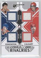 Bill Ranford, Theoren Fleury, Mark Messier, Al MacInnis /1