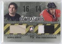 Dennis Bonvie, Ryan VandenBussche /150