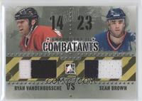 Ryan VandenBussche, Sean Brown /150