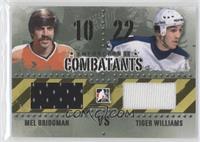 Mel Bridgman, Tiger Williams