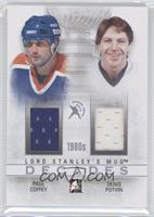 Paul Coffey, Denis Potvin