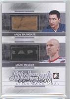 Andy Bathgate, Mark Messier
