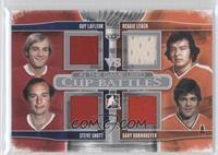 Guy Lafleur, Reggie Leach, Steve Shutt, Gary Dornhoefer
