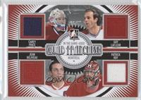 Carey Price, Guy Lafleur, Jean Beliveau, Patrick Roy /60