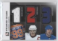 Career Assists (Wayne Gretzky, Ron Francis, Mark Messier) /60